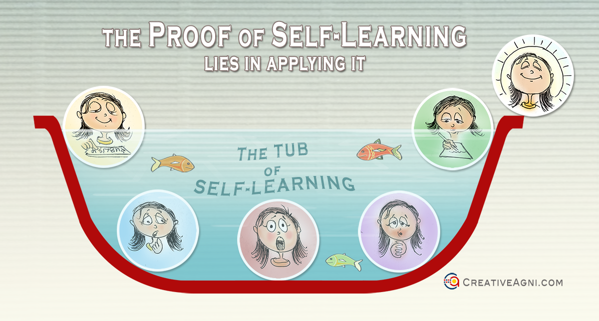 The Self-Learning Tub Discovered during my learning LinkedIn article publishing.